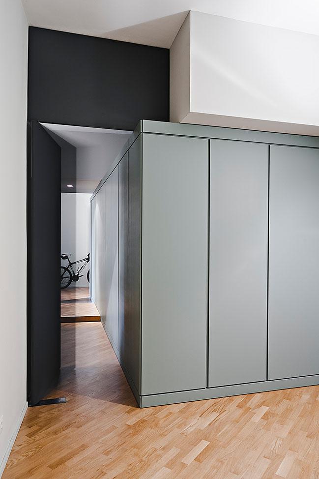 Flex home by BODA architetti