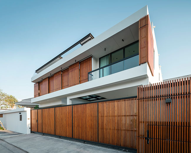 Bangkae House by Archimontage Design Fields Sophisticated