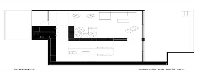 House in San Vicente de Paul by Balzar Arquitectos