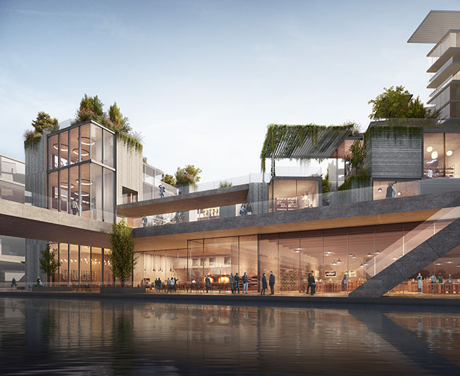 ODA Announces First Chinese Project in Chengdu