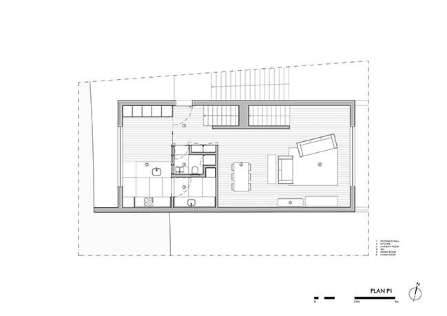 Baldrufa Townhouse by Tiago do Vale Arquitectos