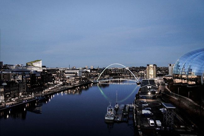 No.1 Quayside by Bjarke Ingels Group