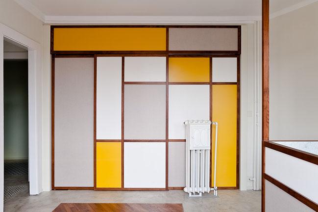 Home LP by BODA' architetti