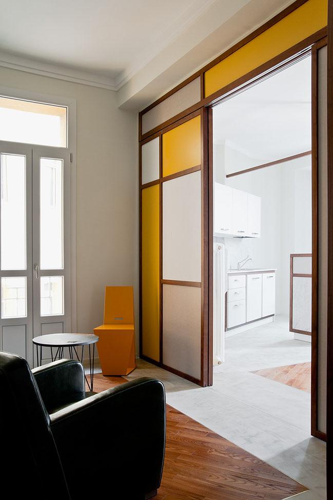 Home LP by BODA architetti