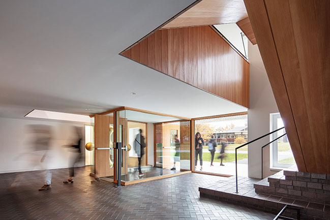 Bennington Commons College by Christoff : Finio Architecture