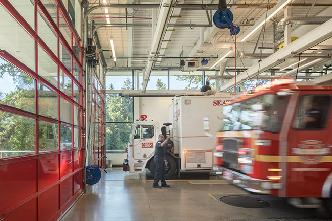 Seattle Fire Station 22 by Weinstein A+U