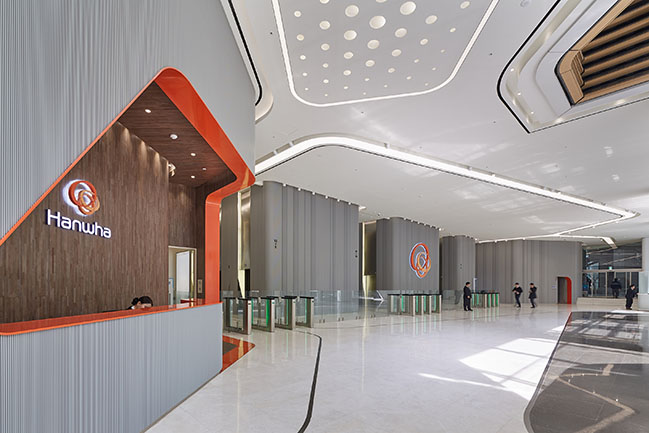 Hanwha Headquarters by UNStudio completed in Seoul