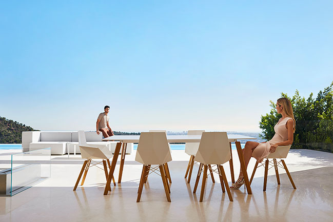Faz Wood By Ramón Esteve Estudio for Vondom