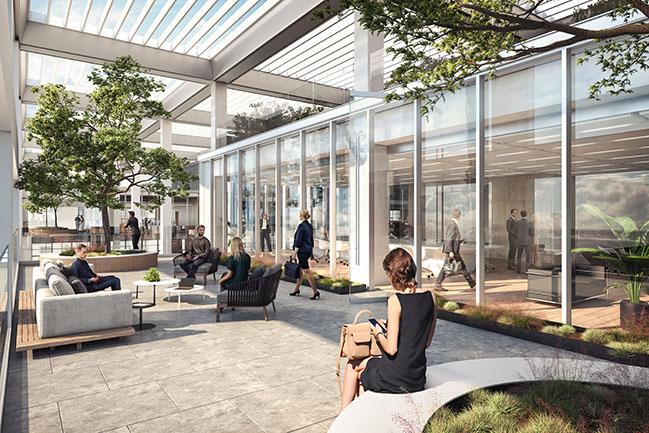 ICÔNE by Foster + Partners breaks ground in Belval