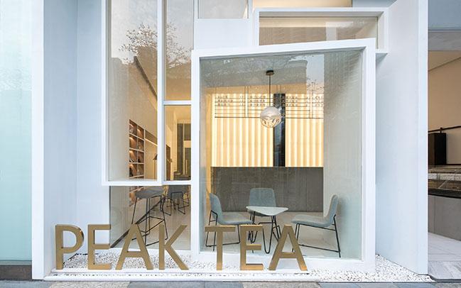 PEAK TEA by ONEXN Architects