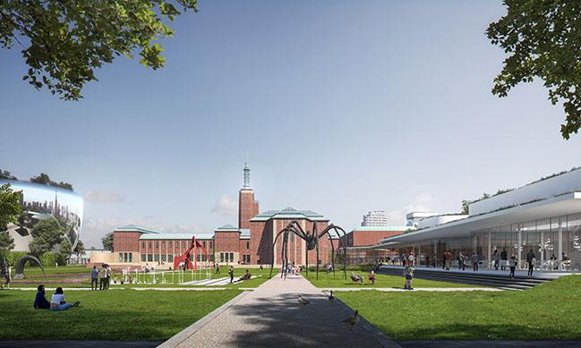 Museum Boijmans van Beuningen by Mecanoo