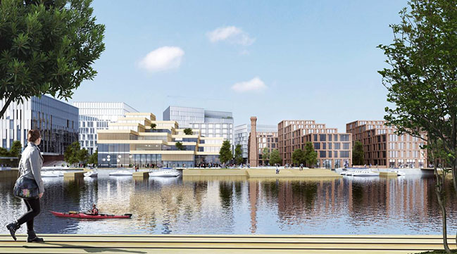 Green Light for Belfast Waterside by Henning Larsen