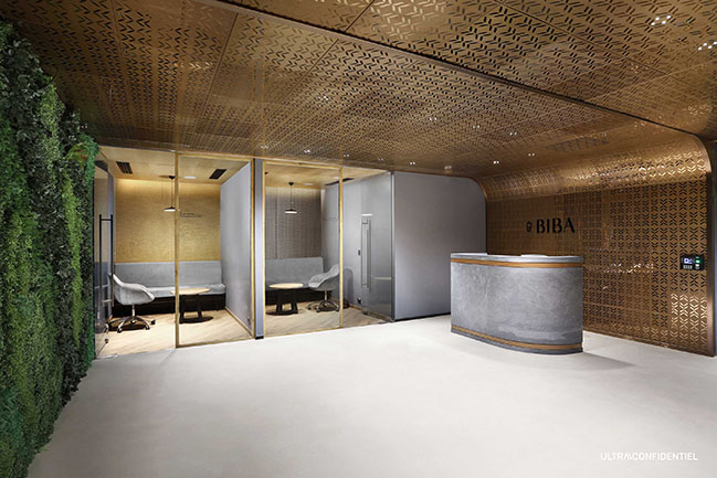 Biba Headquarters by Ultraconfidentiel
