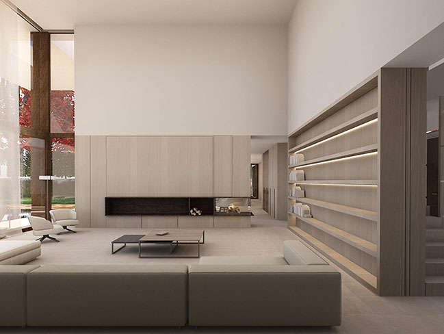 Dels Vents House by Ramón Esteve