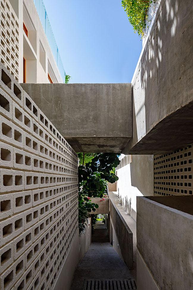 Villas Escondida by Francisco Pardo Arquitecto
