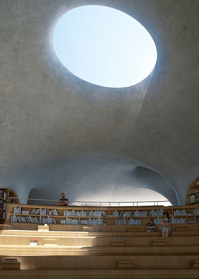 Wormhole Library by MAD