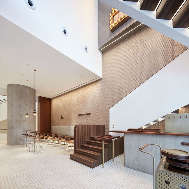 HEYTEA LAB Guangzhou by Leaping Creative