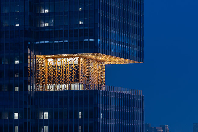 Prince Plaza by OMA opens in Shenzhen
