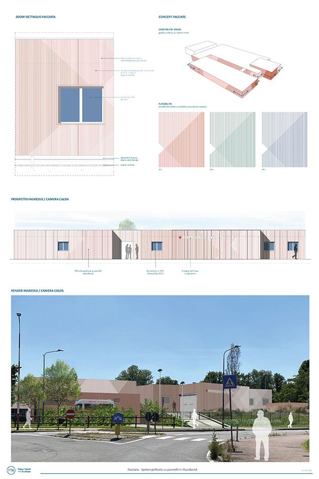 Filippo Taidelli Architetto的急诊医院19