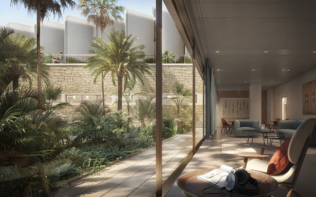 Foster + Partners begins construction on the Magdi Yacoub Global Heart Centre Cairo