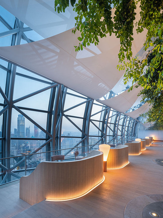 Raffles City Chongqing by CL3 Architects Limited