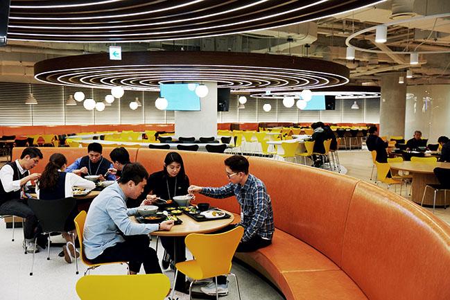 Hankook Technoplex in Pangyo by Foster + Partners opens