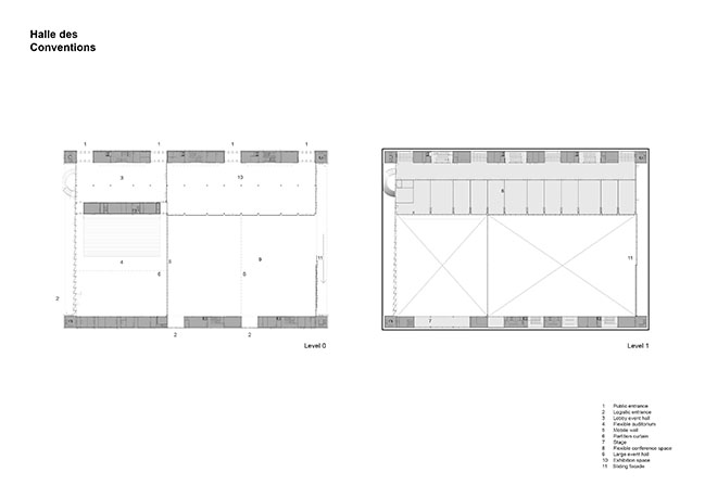 OMA-Designed MEETT Toulouse Exhibition and Convention Centre Completed