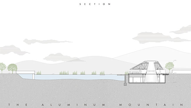 The Aluminum Mountain by Wutopia Lab