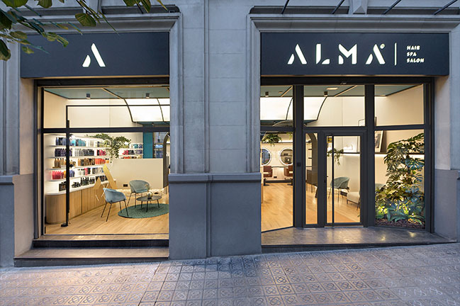 ALMA Hair Spa Salon by Egue y Seta