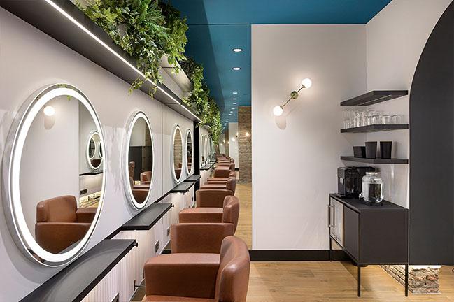 ALMA Hair Spa Salon by Egue y Seta
