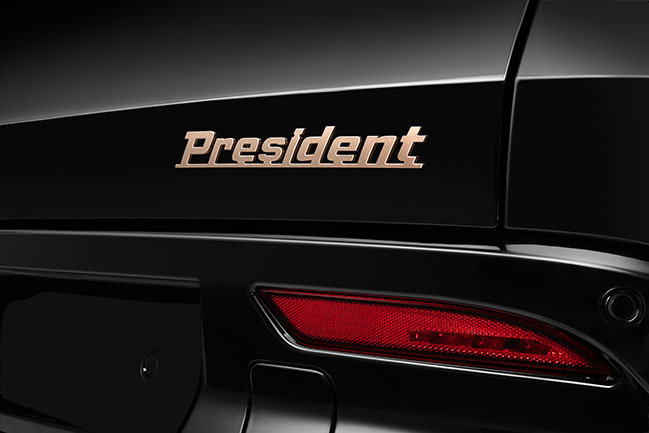 VinFast President - The limited edition SUV model by Pininfarina
