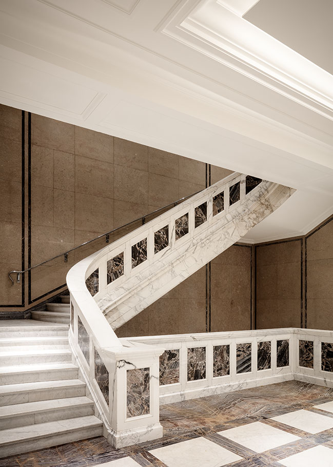 Refurbishment of the property at Alter Wall 2‒32 by gmp Architekten