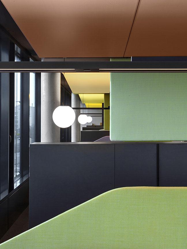 Wörwag Headquarters by Ippolito Fleitz Group
