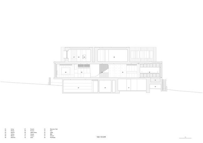 Eagles Nest by Ian Bennett Design Studio