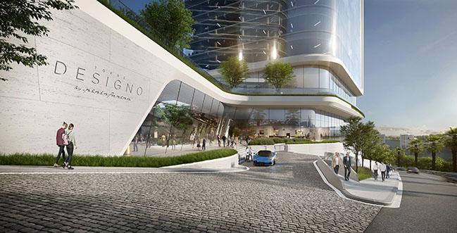 Torre Designo by Pininfarina