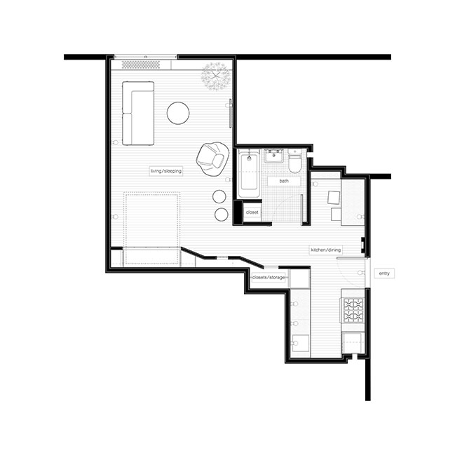 Gramercy Studio by New Affiliates
