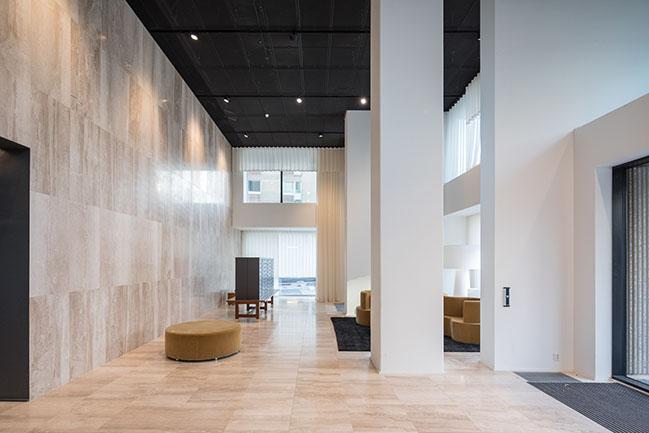 OMA的Norra Tornen / Reinier de Graaf荣获2020年国际高层建筑奖