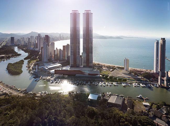 Yachthouse by Pininfarina reveives American Architecture Award