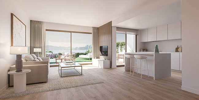 Mara Views Residential by Ramón Esteve Estudio