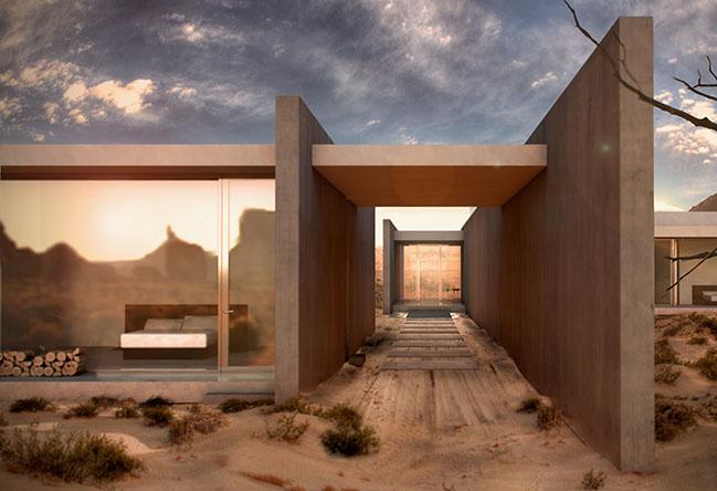 Phoenix House by Messana ORorke