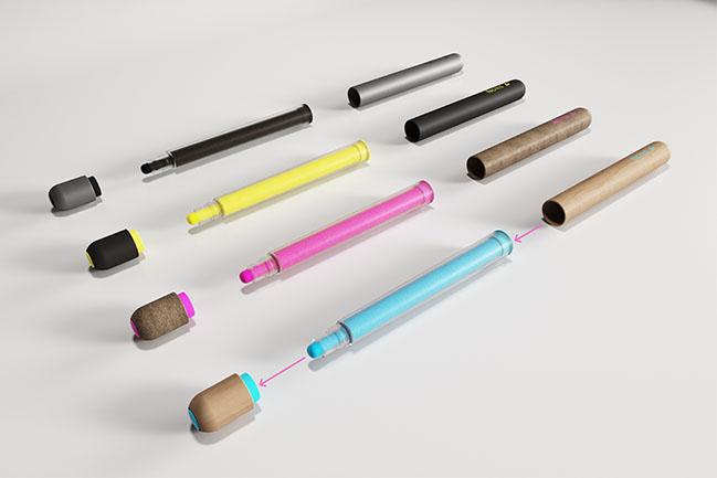 CRA-Carlo Ratti Associati unveils the design of Scribit Pen
