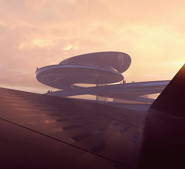 FENIX Museum of Migration by MAD has broken ground