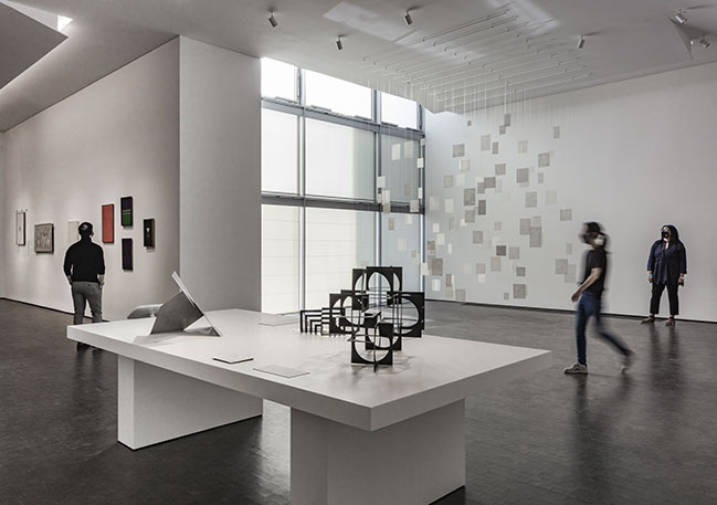 Museum of Fine Arts Houston opens New Kinder Building by Steven Holl on 21 November