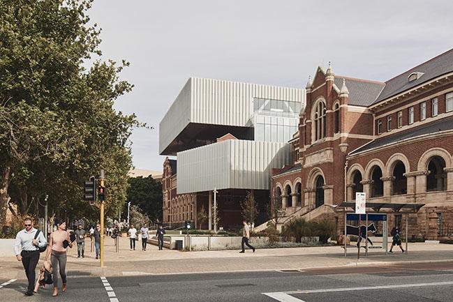 WA Museum Boola Bardip by Hassell + OMA opens