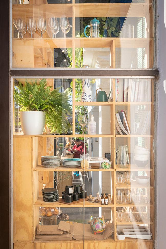 Cafe Superanfibio by GRUPO STUDIO