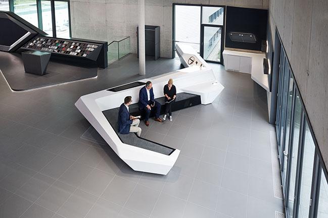 Novem Design Center by Pininfarina