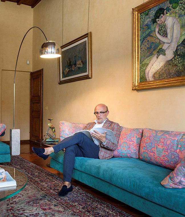 Massimo Pierattelli Florentine house by Pierattelli Architetture