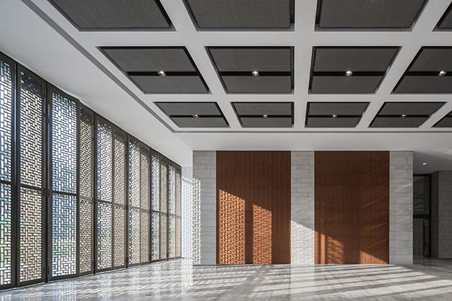 Zhuhai Museum by gmp Architekten