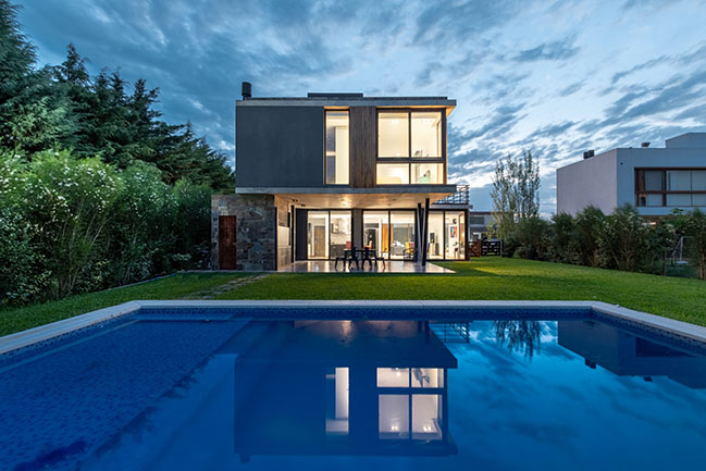 LN House by además arquitectura