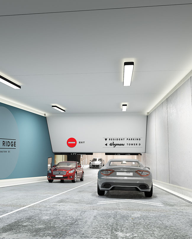 Pininfarina creates State-of-the-Art Parking Garage for City Ridge